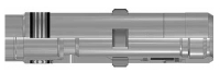 BDAR / BDHR Bottom No-Go Lock Mandrel