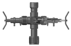 Single Ram Hydraulic Wireline BOP (Compact)